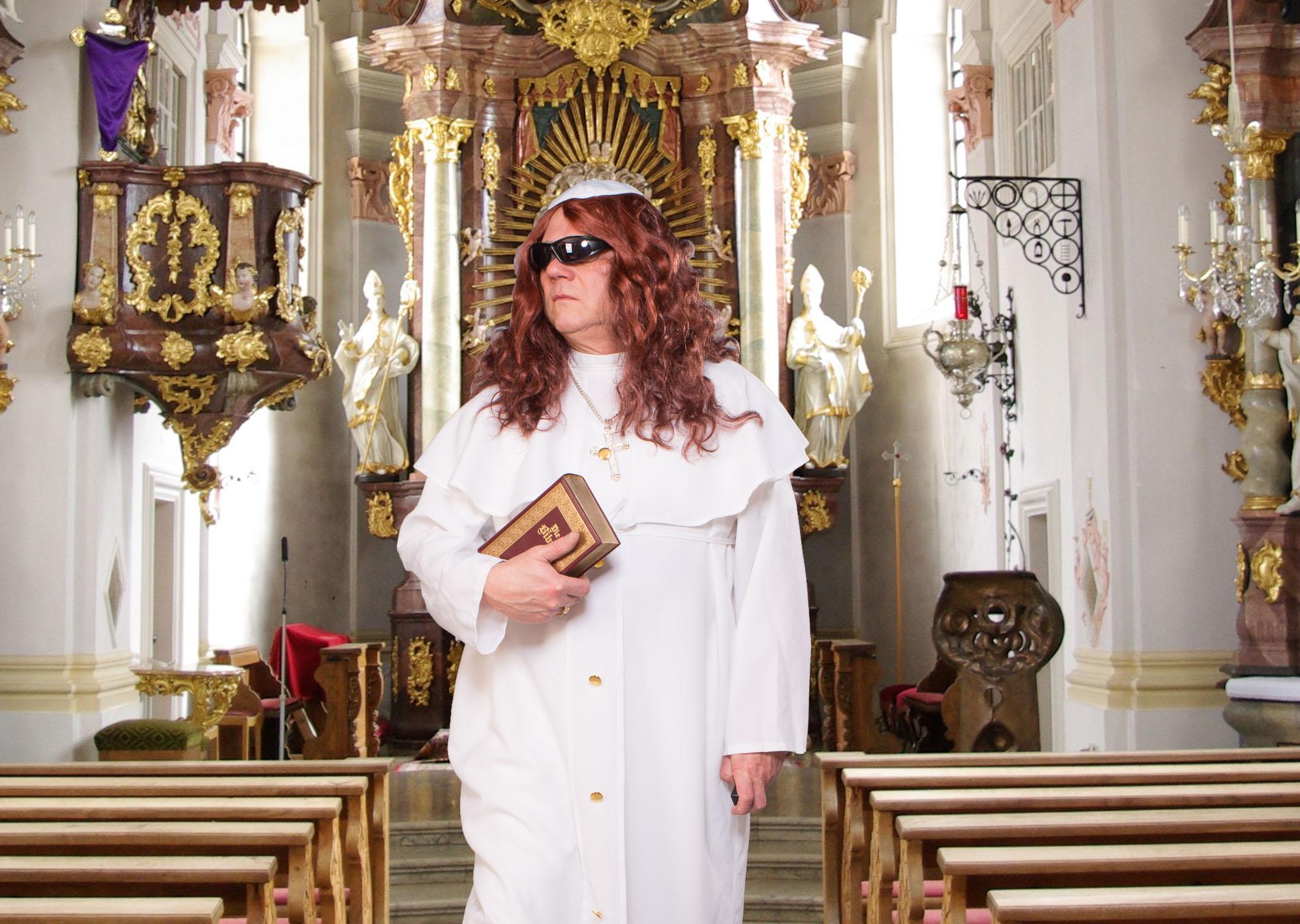 Papst Jessas Maria IX.