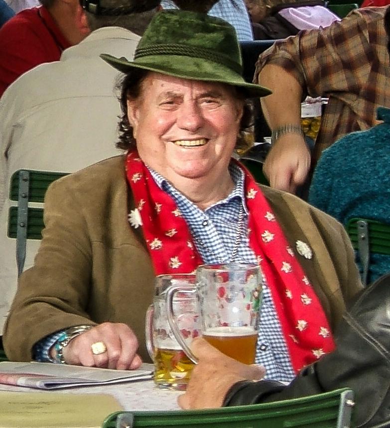 Bürgermeister Sepp Schorsch